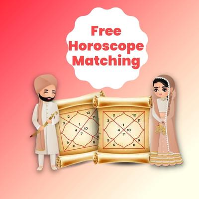 Matching vedic horoscope Free Kundli